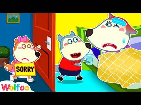 I Want to be Like Parents - Kids Stories About Wolfoo Family | Wolfoo Family Kids Cartoon