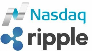Huge Ripple Waves Made #Ripple NASDAQ Listing XRP Early Year 2019