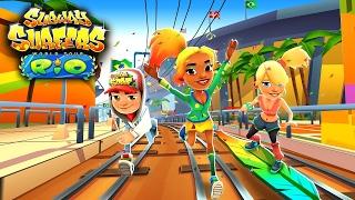 Subway Surfers Rio World Tour 2017 Full Gameplay for Children Full HD