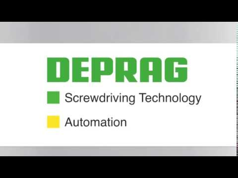 Deprag's Compact X-Y Screw Assembly Machines