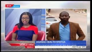 World View 25th November 2016 - [Part 2] - Uganda Health Crisis as Intern Doctors demand pay