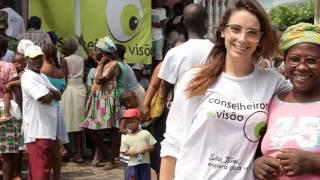 preview picture of video 'Carolina Torres Madrinha da MISSÃO SOLIDÁRIA São Tomé... Espera para ver'