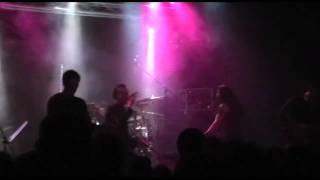 Dreadful Shadows - Burning the shrouds (live @ Eastend Berlin)