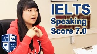 IELTS Speaking Interview - Practice for a Score 7
