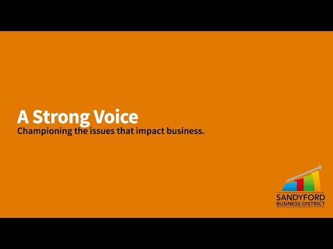 A Strong Voice
