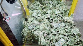 $$$ Money Claw Machine!