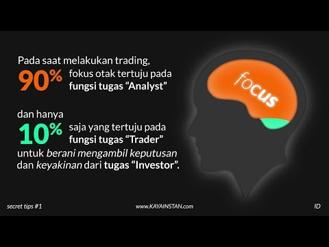 "SECRET TIPS #1 _INDONESIA_  >    ""ONE MAN SHOW"" PSYCHOLOGY"