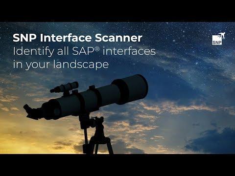SNP Interface Scanner   SNP Poland
