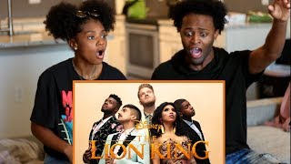 Pentatonix   Can You Feel The Love Tonight? (WE WENT CRAZY!!😱) REACTION