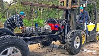 Rebuilding A Wrecked Jeep Rubicon Part 14