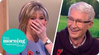 Paul O'Grady Shares Hilarious Story of When a Cow Broke Into His Home! | This Morning