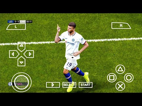 PES 2019 PPSSPP Android Offline 200MB Best Graphics