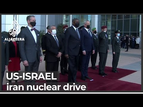 Iran nuclear ambitions high on US-Israel meeting's agenda