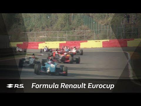 Eurocup Formula Renault 2.0 - Race 2 - Spa- 2016