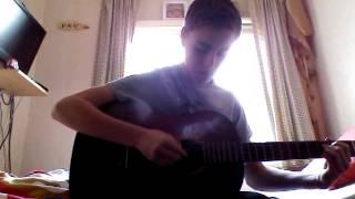Acda en de munnik - Laat me slapen (guitar cover)