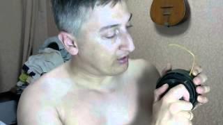 Как намотать леску на катушку триммера видео