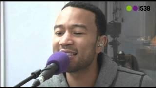 Radio 538: John Legend - Wake Up Everybody (Live bij Evers Staat Op)