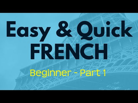 Complete French Course for beginners - Lesson 1