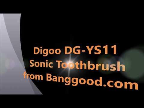 Digoo DG-YS11 Toothbrush --- banggood.com