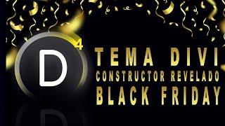 DIVI LA SUPER OFERTA DE BLACK FRIDAY!