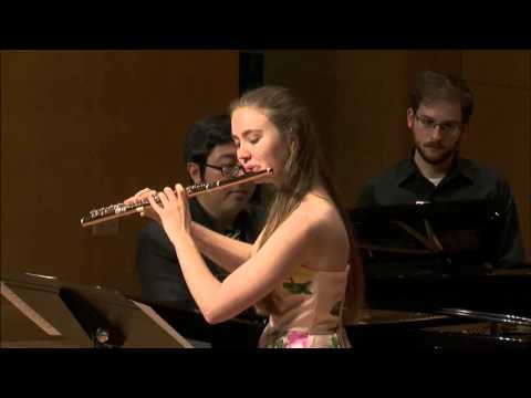 This is a live recording from my senior recital at the University of North Texas in 2016. I am performing Ballade by Carl Reinecke.