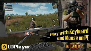 ld player emulator pubg key mapping - Kênh video giải trí