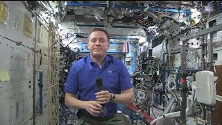 Raw video: NASA astronaut, Colorado native Jack Fischer talks to Denver7 from aboard ISS