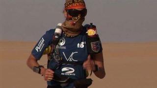 Trans 333km ultra marathon across Niger in the Sahara - Lisa Tamati