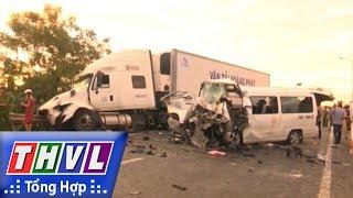 THVL | 2 trong số 4 người sống sót sau vụ xe rước dâu đối đầu container đã hồi tỉnh