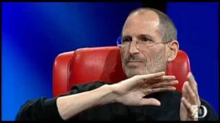 Steve Jobs at the D8 Conference 2010