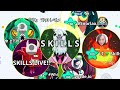 TIME TO DIE/ INSANE POPSPLIT MONTAGE/ EPIC MOMENTS/ 10000 SUBS SPECIAL/  AGARIO MOBILE GAMEPLAY/
