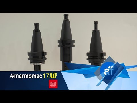 IMS: produzione portautensili di fresatura per macchine CNC