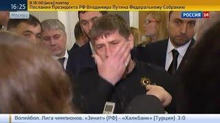 Кадыров отомстит ИГ за обезглавленного чеченца
