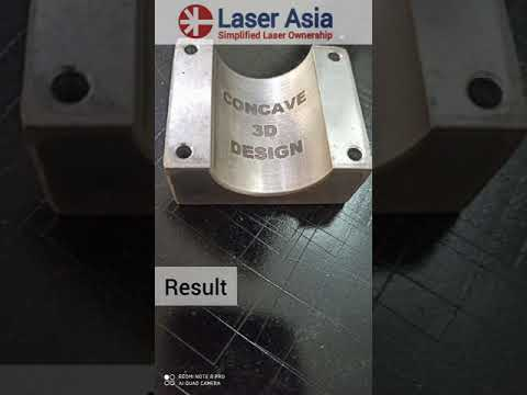 3D Laser Die Engraving Machine