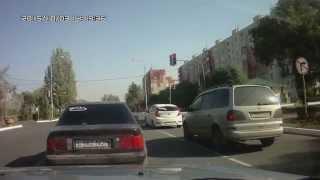 Шумахеры на дорогах города Аксай (ЗКО)