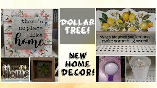 Dollar Tree Shop With Me | Home Decor | Burlap & Galvanized Metal Signs | Brand New Decor 2020