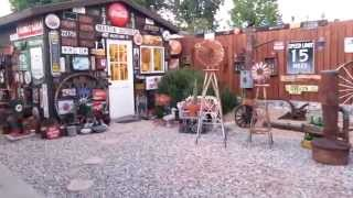 American Pickers Man Cave!
