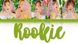 Rookie (Japanese Ver.)   Red Velvet (レッドベルベッド) [JPNROMENG COLOR CODED LYRICS]