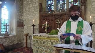 1st August Benefice Communion live