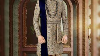 Indian Groom Dress || Groom Dress For Wedding || Groom Dress || Groom Attire || Groom Attire Idea
