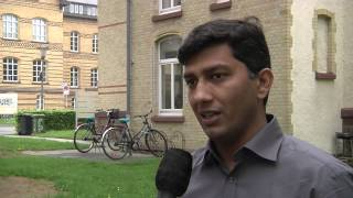 Studying at the University of Goettingen: Nadeen Sheikh