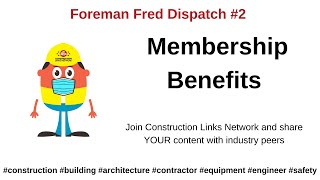 Membership Benefits – Construction Links Network