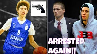 Why LaMelo Ball will be KILLED IN LITHUANIA!! The Fans WILL HATE LIANGELO AND LAMELO!!
