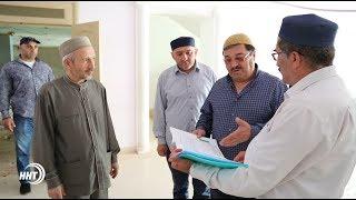По инициативе Муфтия Дагестана в Махачкале строится больница