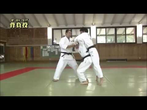 Judo.Клуб дзюдо университета Токай.Техника стойки. Нагеваза. видео