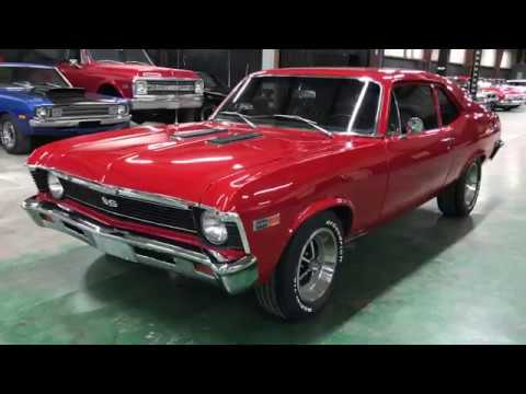 1968 Chevrolet Nova (CC-1250672) for sale in Sherman, Texas