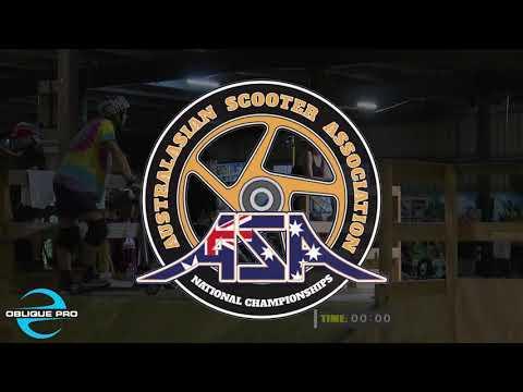 Teejay Wagg - ASA Australia Scooter Finals Open (Boys/Mens)
