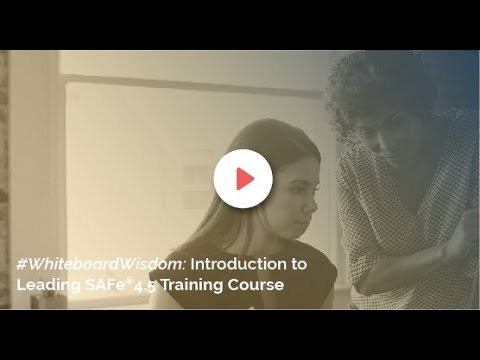 Introduction to Leading SAFe® Training by KnowledgeHut - YouTube