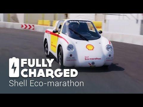 Shell Eco-marathon | Fully Charged