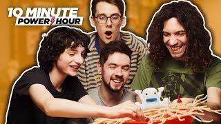 Yeti In My Spaghetti (ft. Finn Wolfhard & Jacksepticeye) - Ten Minute Power Hour